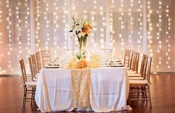 Wedding Lights Curtain Lighting