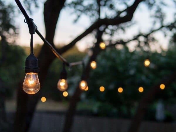 Outdoor LED Edison Light Bulbs