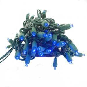 Bundle of Blue Mini Lights