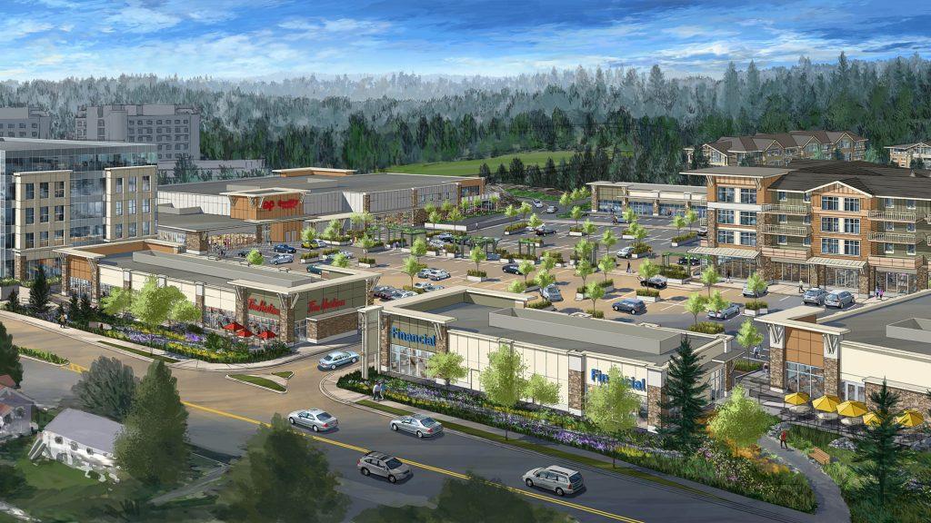 Eagle Creek Village - New Development