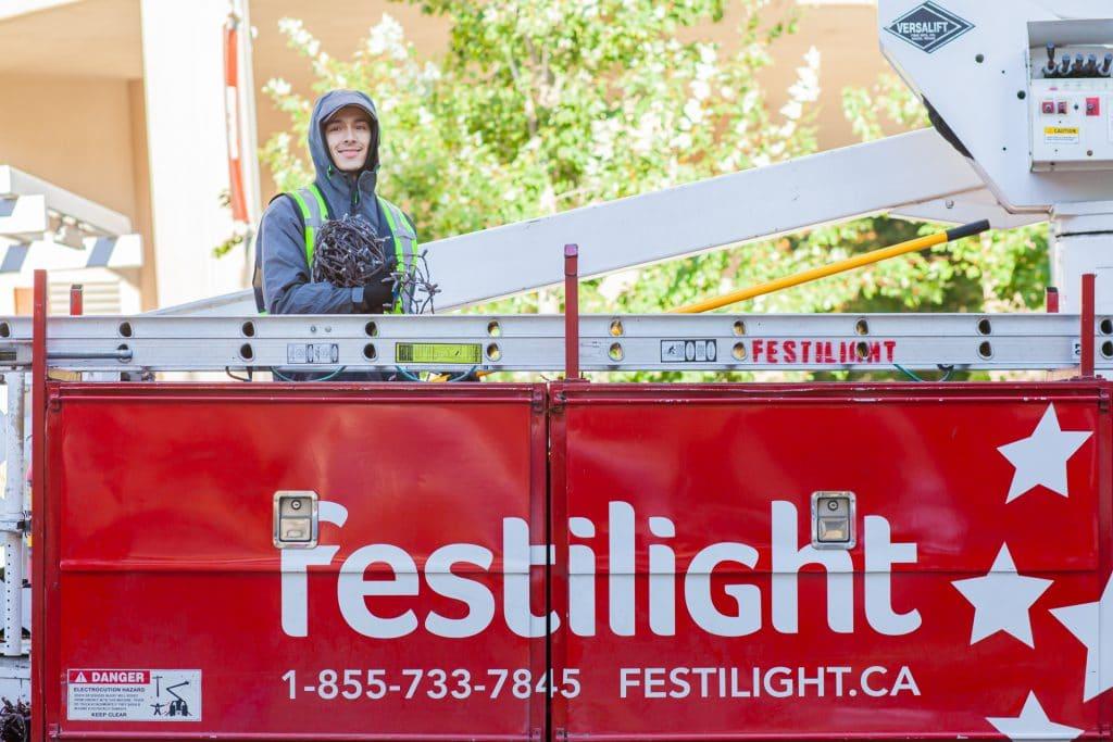 Christmas Light Installation - Premiere Decorative Lighting Specialists - Festilight